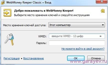 Можно защититься от программы для взлома WebMoney