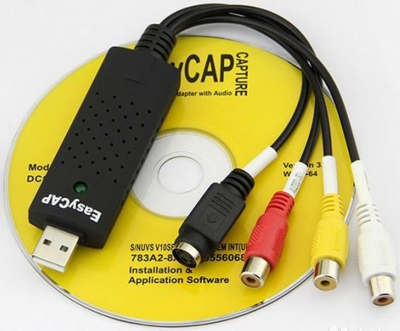 Плата видеозахвата для оцифровки видеокассет